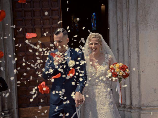 Il matrimonio di Stefano e Tania a Milano, Milano 85