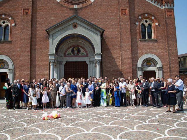Il matrimonio di Stefano e Tania a Milano, Milano 86