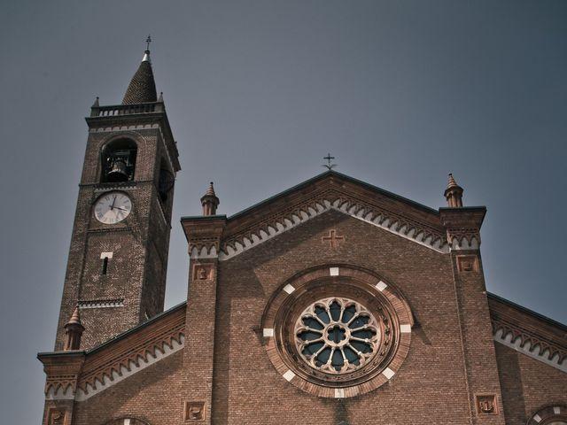 Il matrimonio di Stefano e Tania a Milano, Milano 37