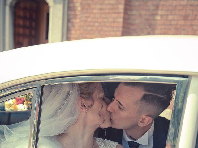 Il matrimonio di Stefano e Tania a Milano, Milano 87