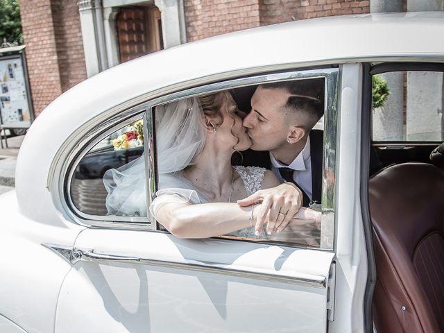 Il matrimonio di Stefano e Tania a Milano, Milano 88