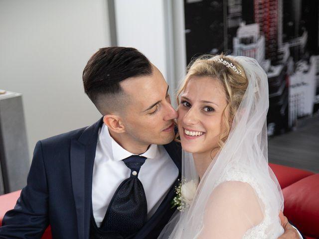 Il matrimonio di Stefano e Tania a Milano, Milano 91