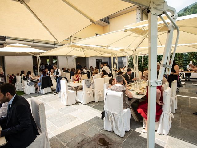 Il matrimonio di Stefano e Tania a Milano, Milano 93