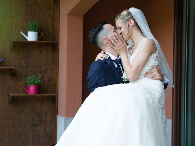 Il matrimonio di Stefano e Tania a Milano, Milano 94