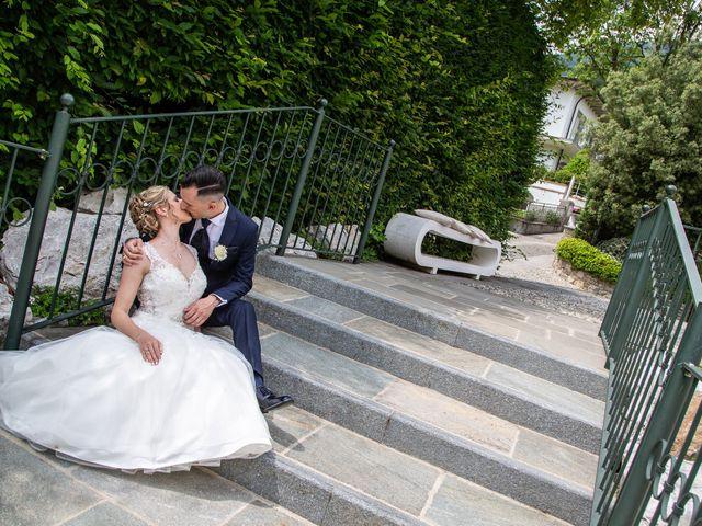 Il matrimonio di Stefano e Tania a Milano, Milano 108