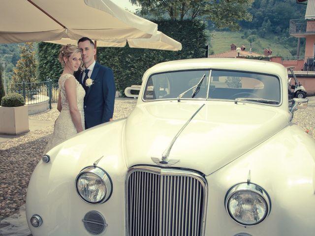 Il matrimonio di Stefano e Tania a Milano, Milano 122