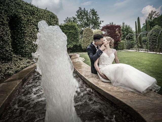 Il matrimonio di Stefano e Tania a Milano, Milano 154