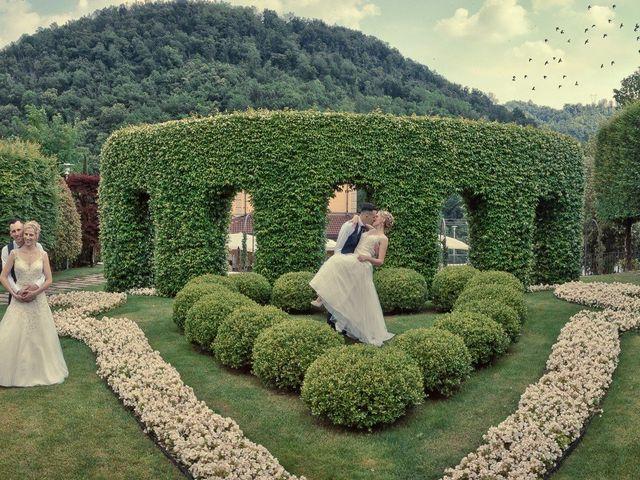 Il matrimonio di Stefano e Tania a Milano, Milano 124