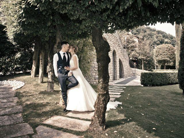 Il matrimonio di Stefano e Tania a Milano, Milano 157