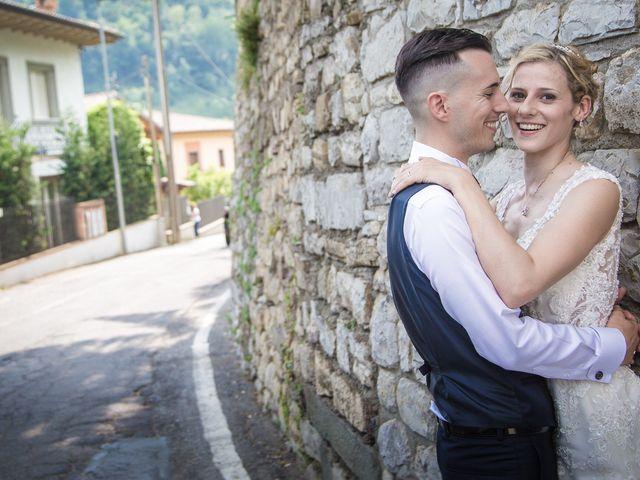 Il matrimonio di Stefano e Tania a Milano, Milano 163