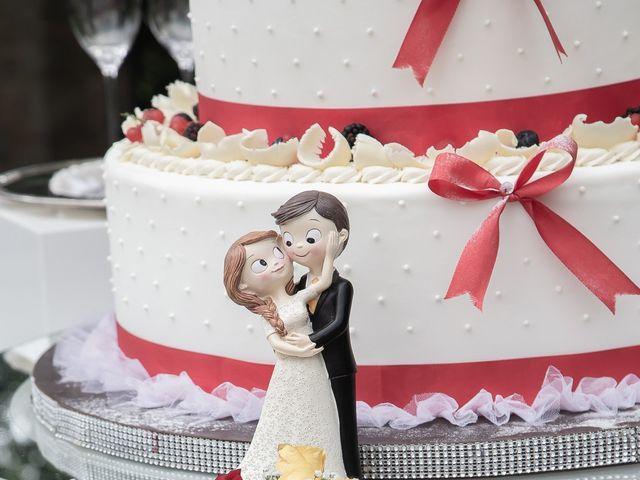 Il matrimonio di Stefano e Tania a Milano, Milano 128