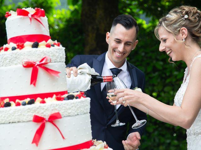 Il matrimonio di Stefano e Tania a Milano, Milano 131