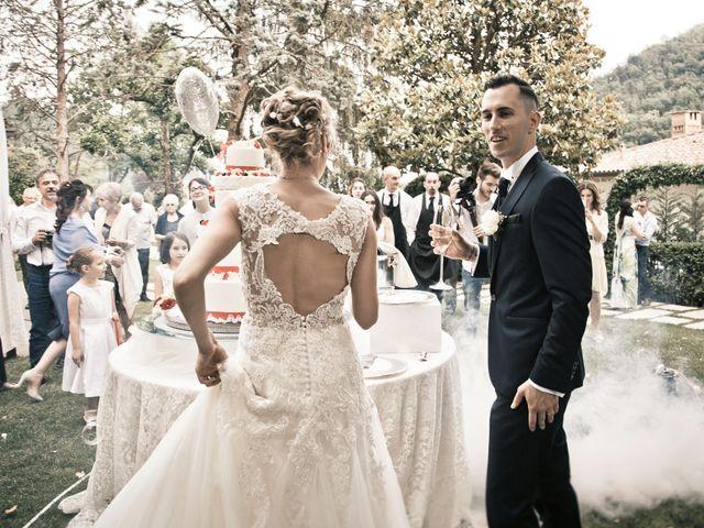 Il matrimonio di Stefano e Tania a Milano, Milano 133