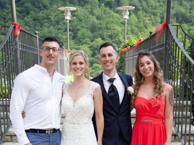 Il matrimonio di Stefano e Tania a Milano, Milano 136