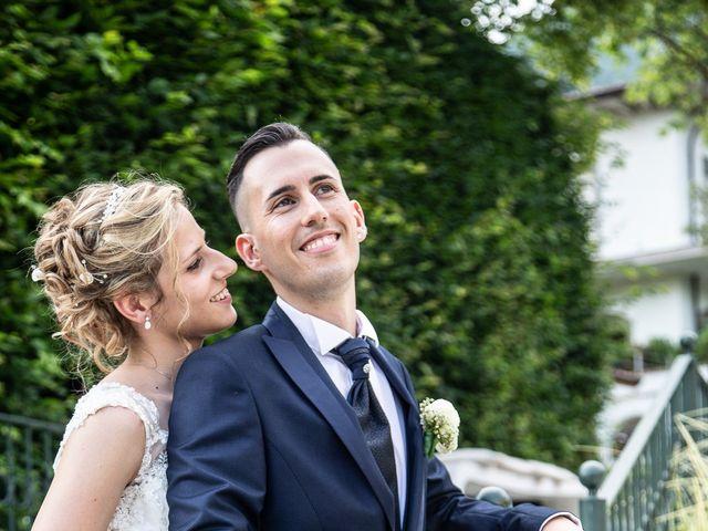 Il matrimonio di Stefano e Tania a Milano, Milano 166