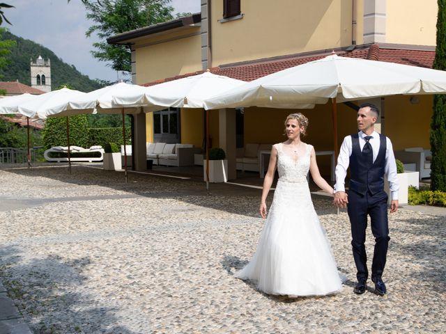Il matrimonio di Stefano e Tania a Milano, Milano 178