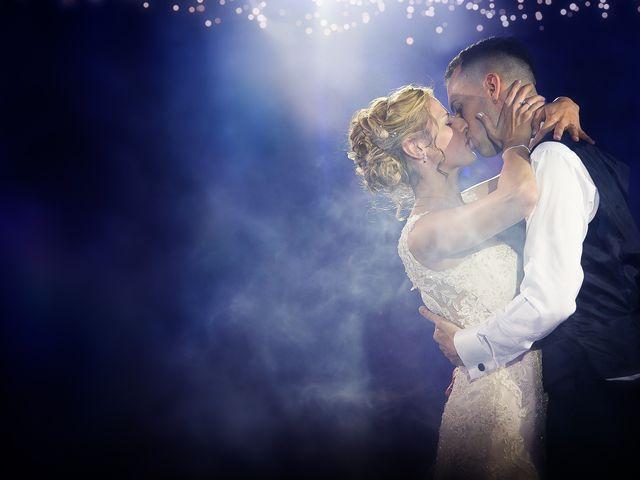 le nozze di Tania e Stefano