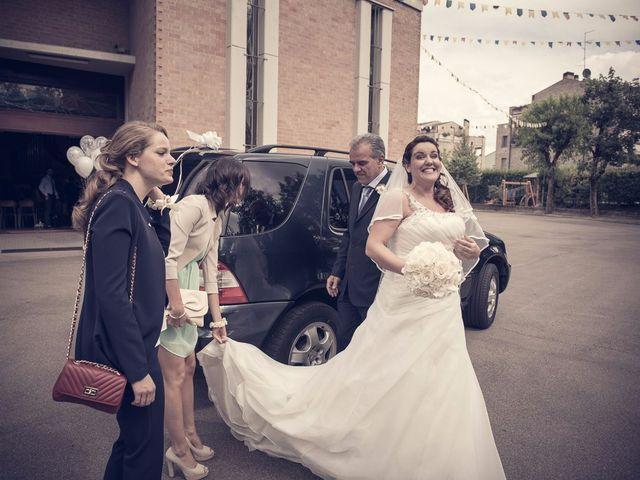 Il matrimonio di Antonio e Alessandra a Parma, Parma 27