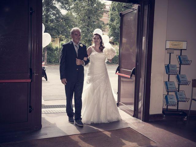 Il matrimonio di Antonio e Alessandra a Parma, Parma 32