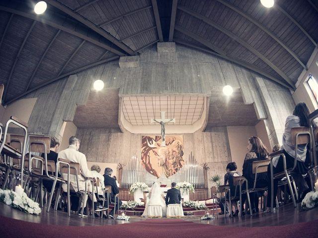 Il matrimonio di Antonio e Alessandra a Parma, Parma 39