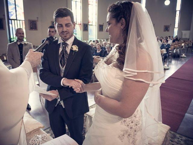 Il matrimonio di Antonio e Alessandra a Parma, Parma 41