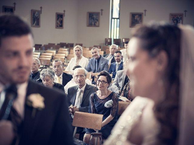 Il matrimonio di Antonio e Alessandra a Parma, Parma 44