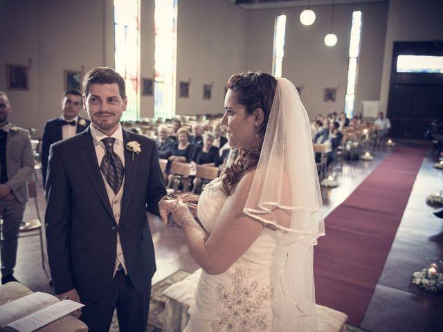 Il matrimonio di Antonio e Alessandra a Parma, Parma 49