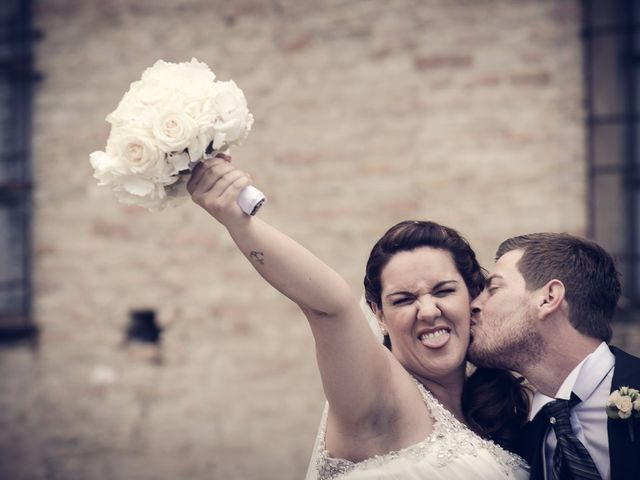 Il matrimonio di Antonio e Alessandra a Parma, Parma 64