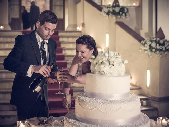 Il matrimonio di Antonio e Alessandra a Parma, Parma 89