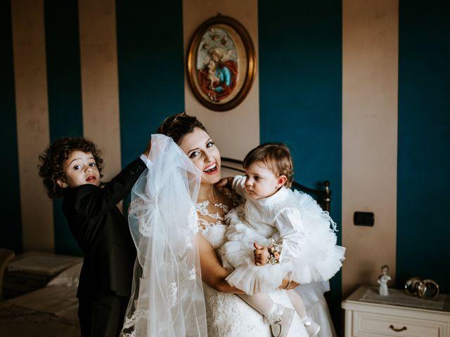 Il matrimonio di Melina e Antonio a Gioiosa Ionica, Reggio Calabria 29