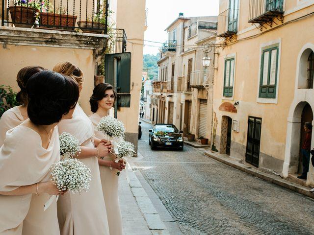 Il matrimonio di Melina e Antonio a Gioiosa Ionica, Reggio Calabria 34