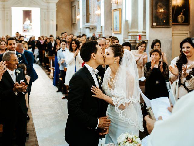 Il matrimonio di Melina e Antonio a Gioiosa Ionica, Reggio Calabria 42