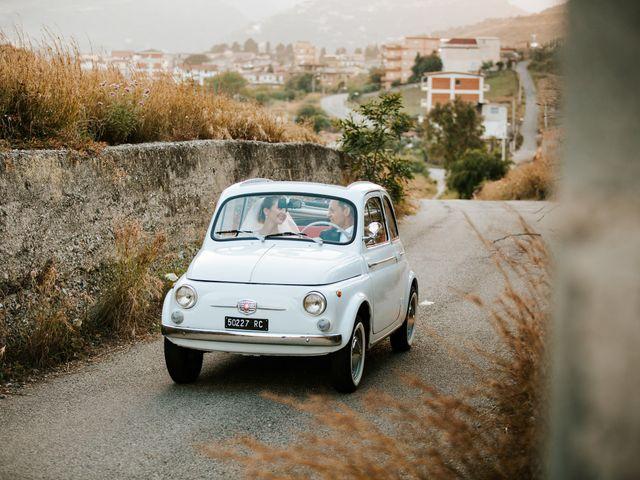 Il matrimonio di Melina e Antonio a Gioiosa Ionica, Reggio Calabria 47