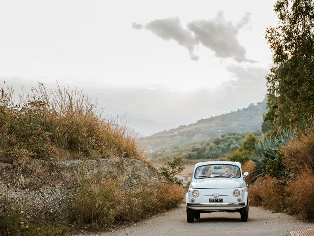 Il matrimonio di Melina e Antonio a Gioiosa Ionica, Reggio Calabria 48