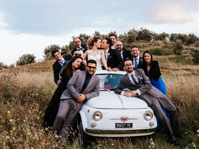 Il matrimonio di Melina e Antonio a Gioiosa Ionica, Reggio Calabria 59