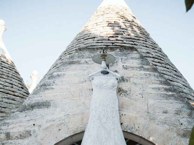 Il matrimonio di Daniele e Maria Luisa a Ostuni, Brindisi 3