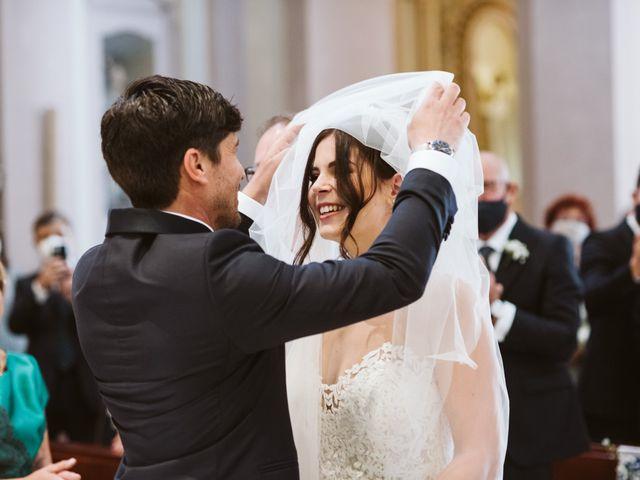 Il matrimonio di Daniele e Maria Luisa a Ostuni, Brindisi 32