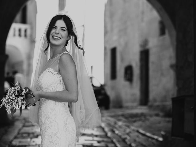 Il matrimonio di Daniele e Maria Luisa a Ostuni, Brindisi 44