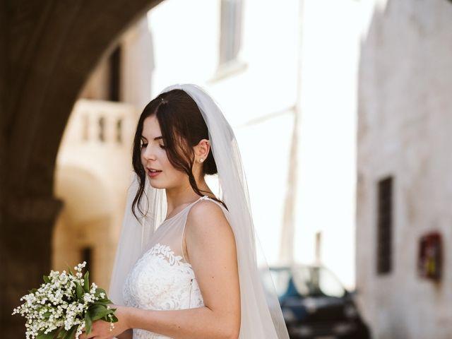 Il matrimonio di Daniele e Maria Luisa a Ostuni, Brindisi 45