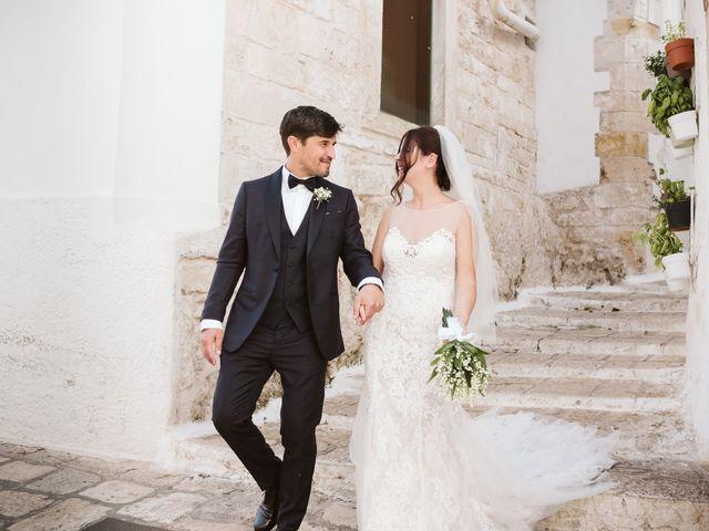 Il matrimonio di Daniele e Maria Luisa a Ostuni, Brindisi 54