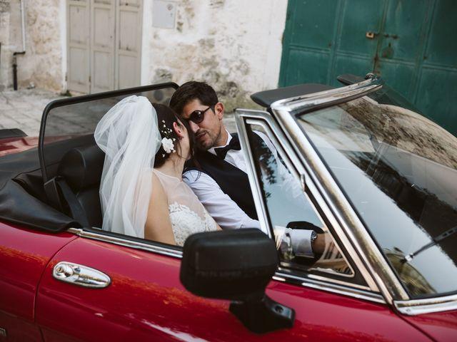 Il matrimonio di Daniele e Maria Luisa a Ostuni, Brindisi 58