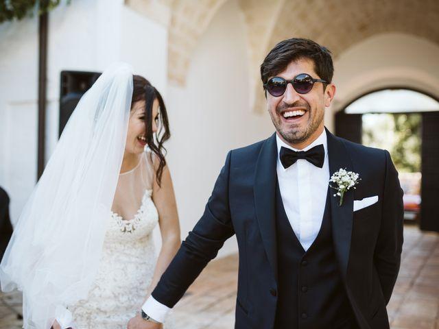 Il matrimonio di Daniele e Maria Luisa a Ostuni, Brindisi 60