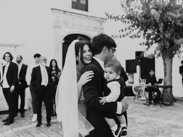 Il matrimonio di Daniele e Maria Luisa a Ostuni, Brindisi 62