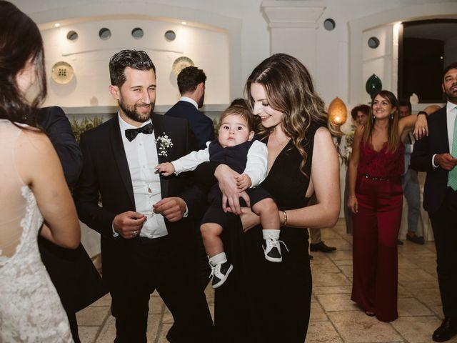 Il matrimonio di Daniele e Maria Luisa a Ostuni, Brindisi 86