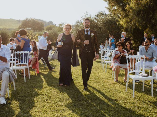 Il matrimonio di Gioia e Gianluca a Chieti, Chieti 42