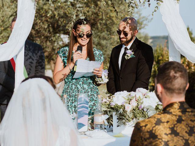 Il matrimonio di Gioia e Gianluca a Chieti, Chieti 60