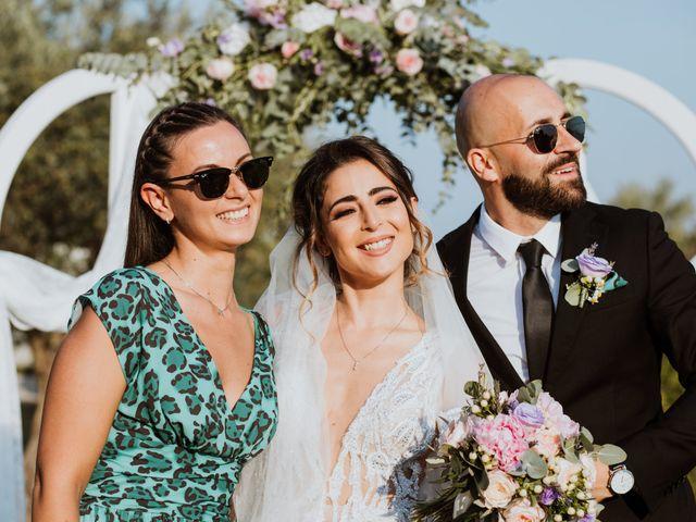 Il matrimonio di Gioia e Gianluca a Chieti, Chieti 61