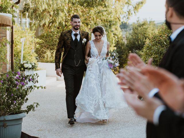 Il matrimonio di Gioia e Gianluca a Chieti, Chieti 73