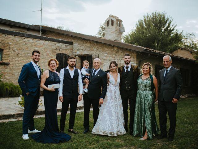 Il matrimonio di Gioia e Gianluca a Chieti, Chieti 76