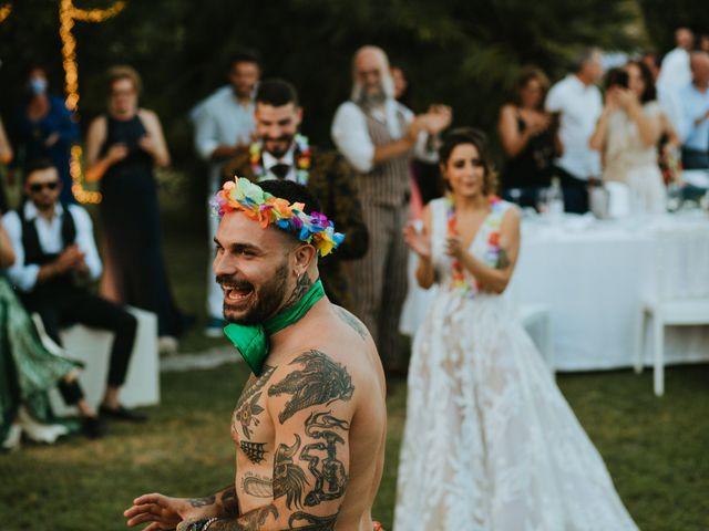 Il matrimonio di Gioia e Gianluca a Chieti, Chieti 80